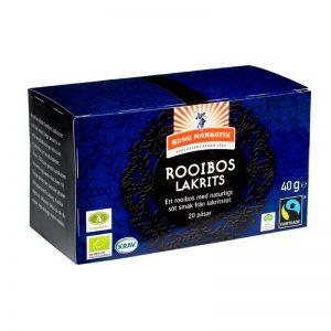 Eko Rooibos Lakrits - 52% rabatt