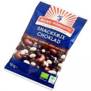 Eko Snacksmix Choklad - 47% rabatt