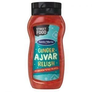 Ginger Ajvar Relish - 40% rabatt