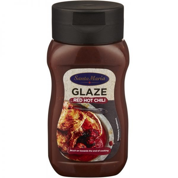 """Glaze """"Red Hot Chili"""" 280ml - 79% rabatt"""