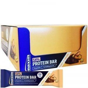 """Hel Låda Proteinbars """"Peanut & Caramel"""" 20 x 80g - 54% rabatt"""