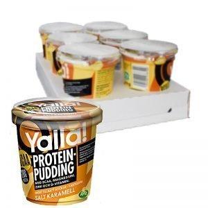 Hel Låda Proteinpudding Salt Karamell 6-pack - 64% rabatt