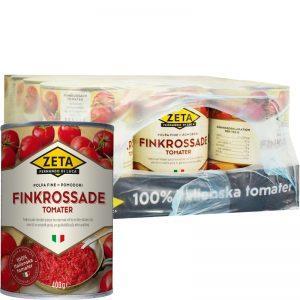 Hel låda Finkrossade tomater - 38% rabatt