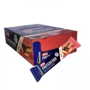 Hel låda Proteinbar Peanut & Jelly 18 x 50g - 31% rabatt