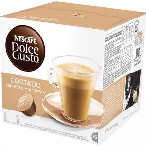 """Kaffekapslar """"Cortado"""" 16-pack - 44% rabatt"""
