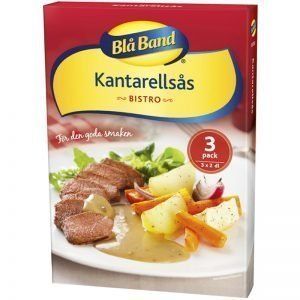 "Kantarellsås ""Bistro"" 54g - 25% rabatt"