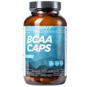 """Kosttillskott """"BCAA Caps"""" 120-pack - 65% rabatt"""