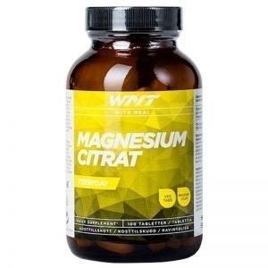 Kosttillskott Magnesium Citrat 100-pack - 73% rabatt