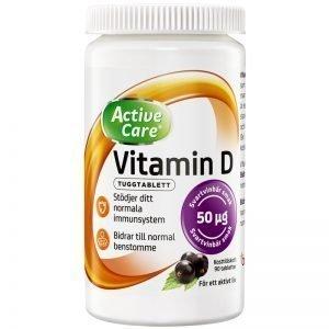Kosttillskott Vitamin D 90g - 47% rabatt