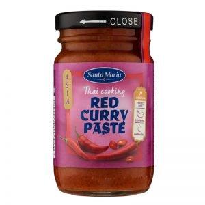 Kryddblandning Red Curry Paste - 21% rabatt