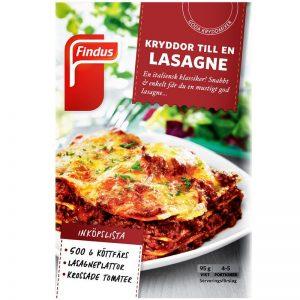 Kryddmix Lasagne - 30% rabatt