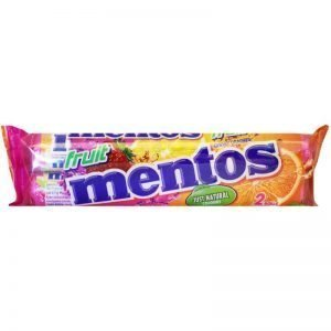 Men Mentos Fruit 2-pack - 33% rabatt