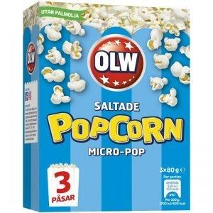 Micropop Salt 3-pack - 19% rabatt