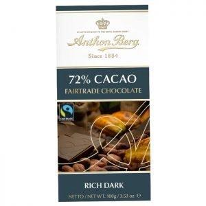 Mjölkchoklad Fairtrade 72% - 42% rabatt