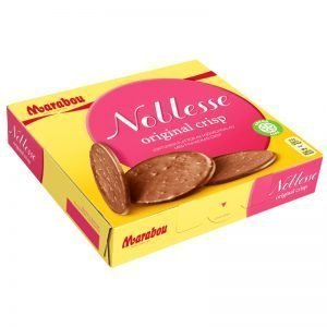 "Mjölkchoklad ""Noblesse"" 150g - 36% rabatt"