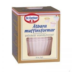 Muffinsform Ätbar Rosa 10st - 49% rabatt