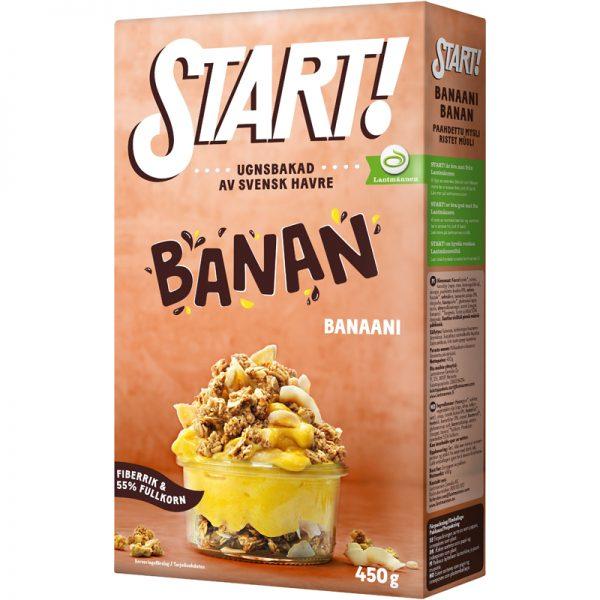 Musli Banan & Kokos - 30% rabatt