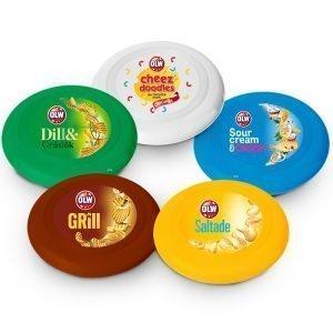 OLW Frisbee - 100% rabatt