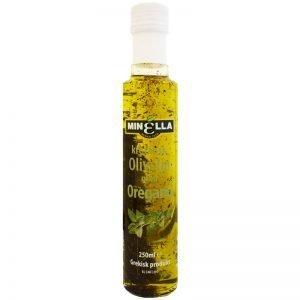 Olivolja Oregano 250ml - 35% rabatt
