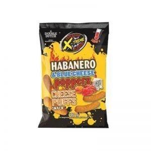Ostbågar Habanero & Blue Cheese - 60% rabatt