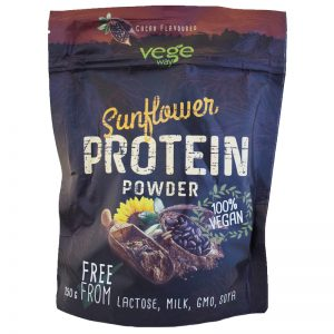 "Proteinpulver ""Cacao"" 250g - 40% rabatt"