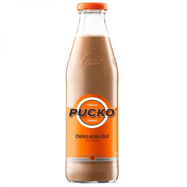 Pucko Original 600ml - 52% rabatt