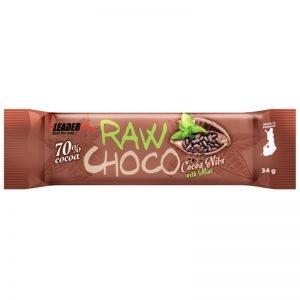 Råchokladbar Mint 34g - 33% rabatt