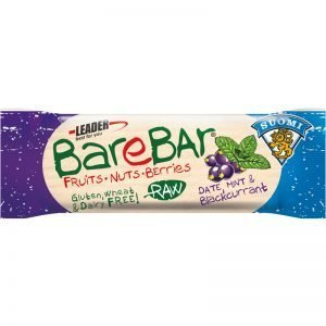 "Rawbar ""Mint & Black Currant"" 40g - 70% rabatt"