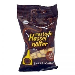 Rostade Hasselnötter - 68% rabatt