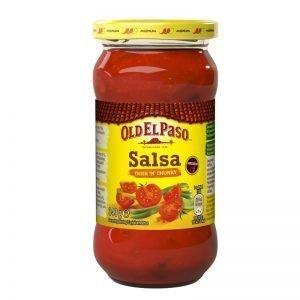"Salsa ""Thick & Chunky"" Medium 340g - 58% rabatt"