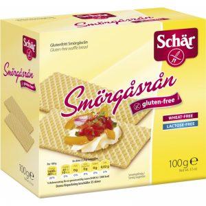 Smörgåsrån Glutenfria 100g - 32% rabatt