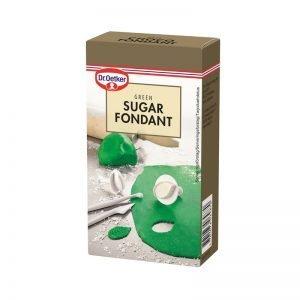 Sockermassa Grön - 33% rabatt