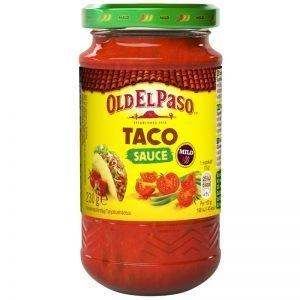 Tacosås Mild 230g - 22% rabatt