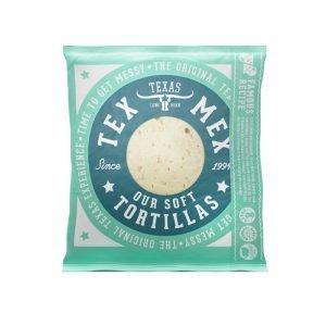 Texas Vetetortillas 320 g - 56% rabatt