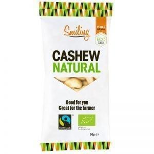 Cashewnötter Naturell 50g - 29% rabatt