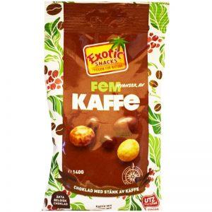 Choklad Mandel & Kaffebönor - 44% rabatt