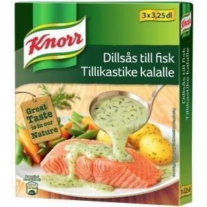 Dillsås Fisk 3-pack - 22% rabatt