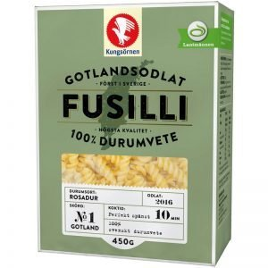 Fusilli Svensk Durum