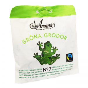 Gelegodis Gröna Grodor - 69% rabatt