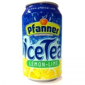 Ice Tea Lemon-Lime - 44% rabatt