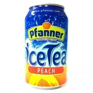 Ice Tea Peach - 44% rabatt