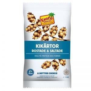 Kikärtor Rostade & Saltade - 44% rabatt