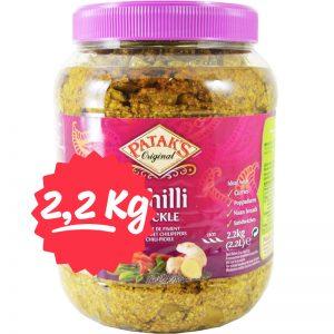 Chili Picklad 2,2kg - 40% rabatt