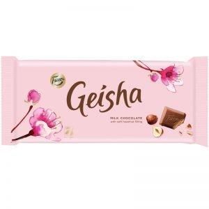Chokladkaka Geisha - 11% rabatt