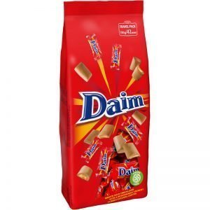 "Daim ""Travel Bag"" 280g - 59% rabatt"