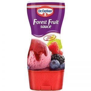Dessertsås Skogsbär - 50% rabatt