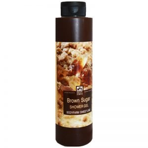 "Duschkräm ""Brown Sugar"" 250ml - 51% rabatt"