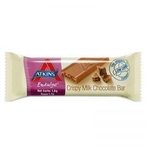 "Energibar ""Crispy Milk Chocolate"" 30g - 33% rabatt"