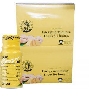Energishot Ginger 24-pack - 67% rabatt