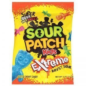 Godis Extreme Sour - 49% rabatt